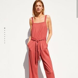 Belted Jumpsuit Size Small